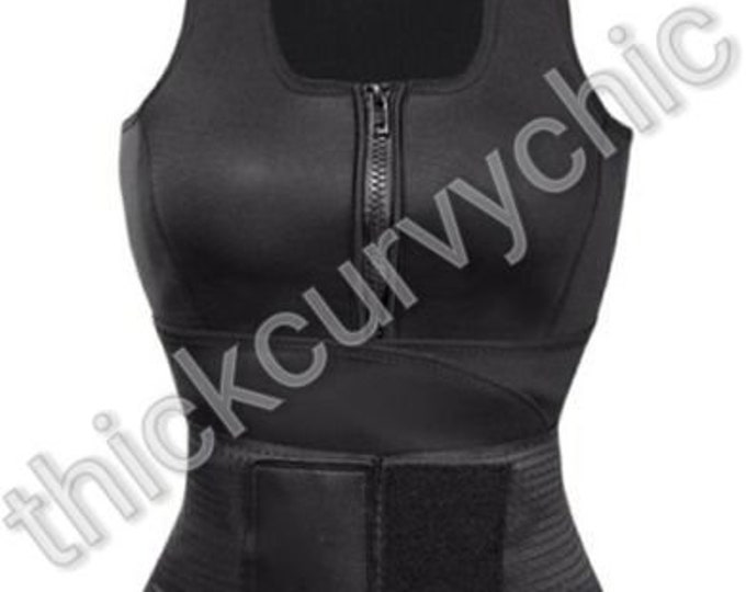 Featured listing image: Slimming Hour Glass Active Body Shaper Vest