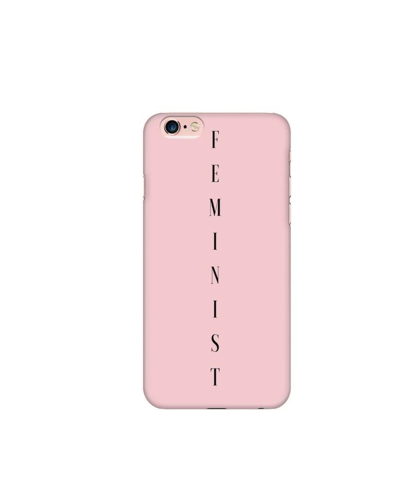 feminist iphone 8 plus case