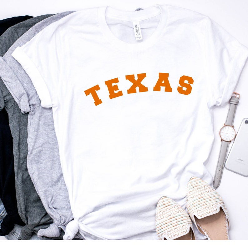 d1c910a6 Texas Shirt, Texas Shirt Women, Texas T shirt, Unisex Texas Tshirt, T  shirts for Women, Womens Texas Shirts, Custom Texas Shirt, Texas Tees