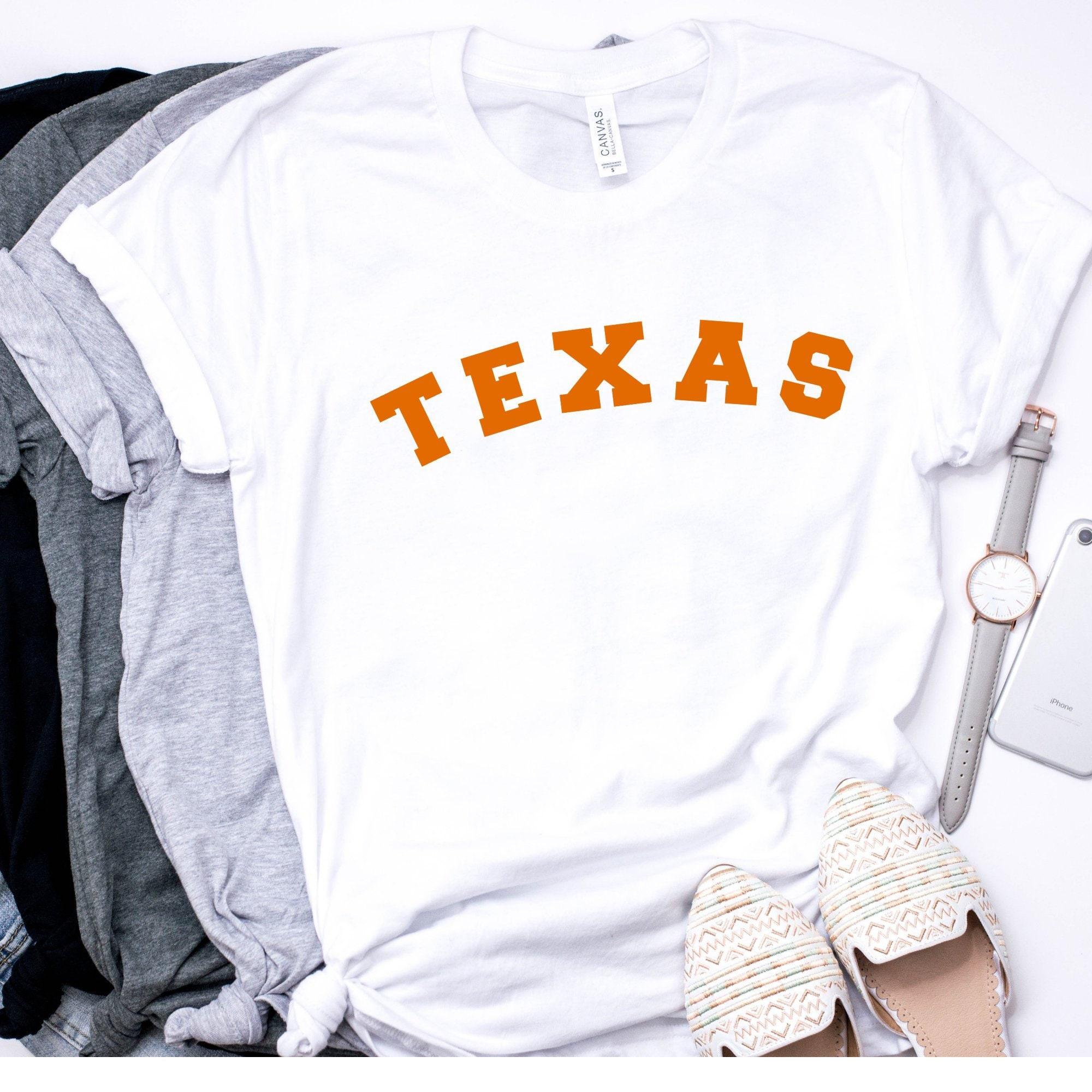 texas shirt womens