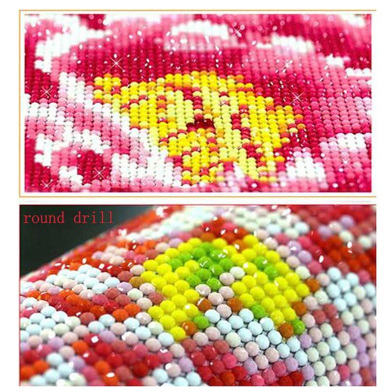 Diy 5d Diamond Painting Cross Stitch Cartoon Diamond Mosaic Pictures Old Couple Diamond Embroidery Diamond Paintings
