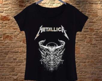 7651f0f1cddb8 Metallica Woman T-shirt