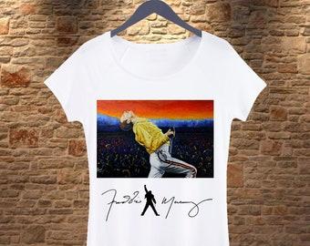 5a100d76a Freddie mercury t shirt | Etsy