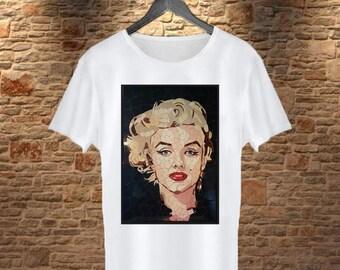 bec0b4ba3b40 Marilyn Monroe Unisex T-shirt, Men T-shirt