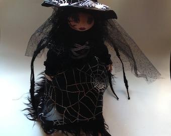Black Widow doll