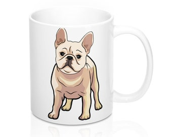 French bulldog mug | Etsy