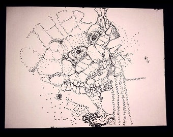 OTHER - 9x12 Fine Art Drawing