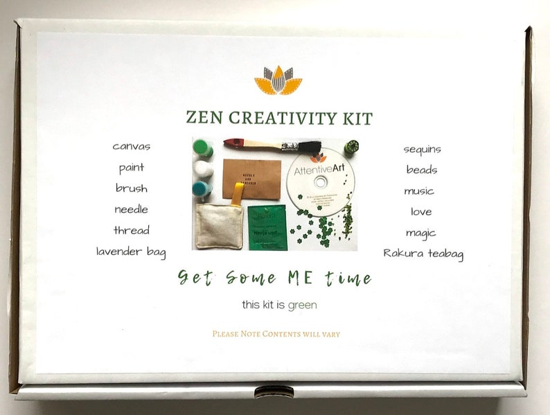 Zen Creativity Kit Craft Kits For Adults Creative Gift