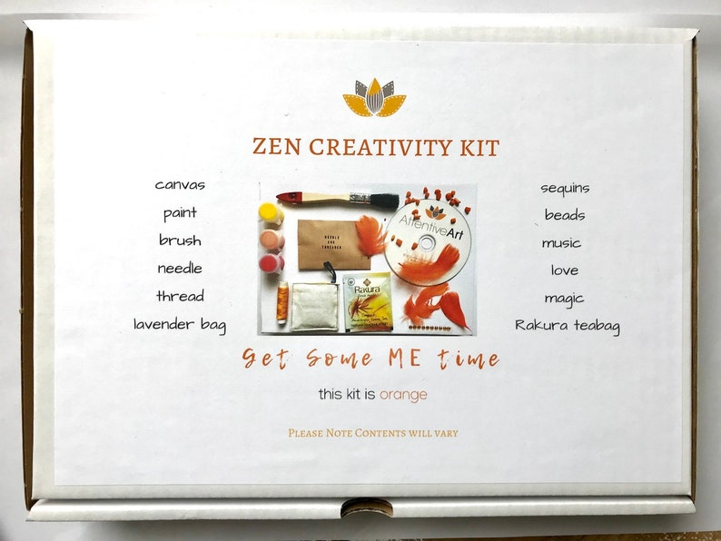 Craft Kit For Adults Relaxation Gift Her Creative Gifts