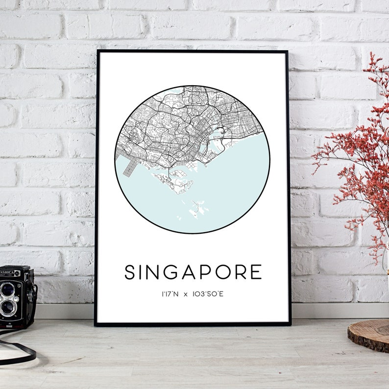 Singapore City Map Print | Singapore poster, Singapore map art, Singapore on map of delhi, map of florence, map of victoria, map of washington, map of colombo, map of warsaw, map of caracas, map of bangkok, map of mumbai, map of bali, map of toronto, map of muscat, map of hamburg, map the netherlands city, map of santiago, map of rome, map of dubai, map of nassau, map of taipei, map of seoul,