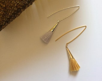 minimalist and elegant earrings