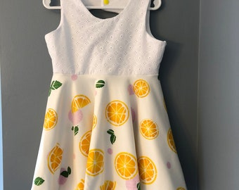 Handmade Twirl dress