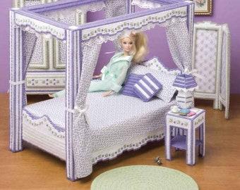 Barbie Doll Furniture Patterns In Piece 115 Barbie Furniture Etsy