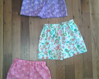 Shorts, Bloomers