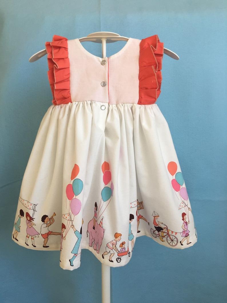 Baby  Toddler Cotton Jumper Dress