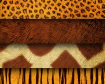 Fur Animal Textures
