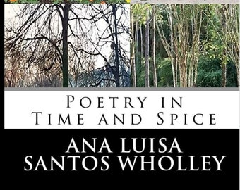 Seasonings - Poetry in Time and Spice - Poetry Book
