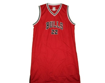 Chicago Bulls - Vintage Jay Williams Throwback Jersey Dress 41b5b9508