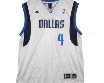ada671071ad Dallas Mavericks - Sleeveless Screenprinted White Butler Jersey