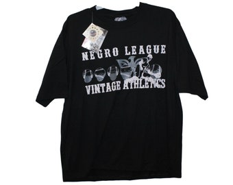 a39e4187 Negro League Athletics - Vintage Screenprint Graphic Tee