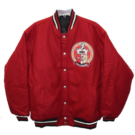 Kappa Alpha Psi - Reversible Embroidered Snap Jack