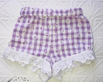 Children's summer shorts / bloomers