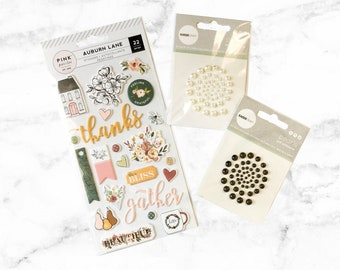 Sweet Blooms Embellishment Add-On