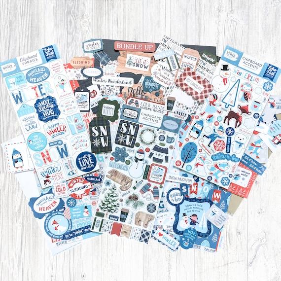 Scrapbook Customs Quebec Vintage Scrapbook Kit
