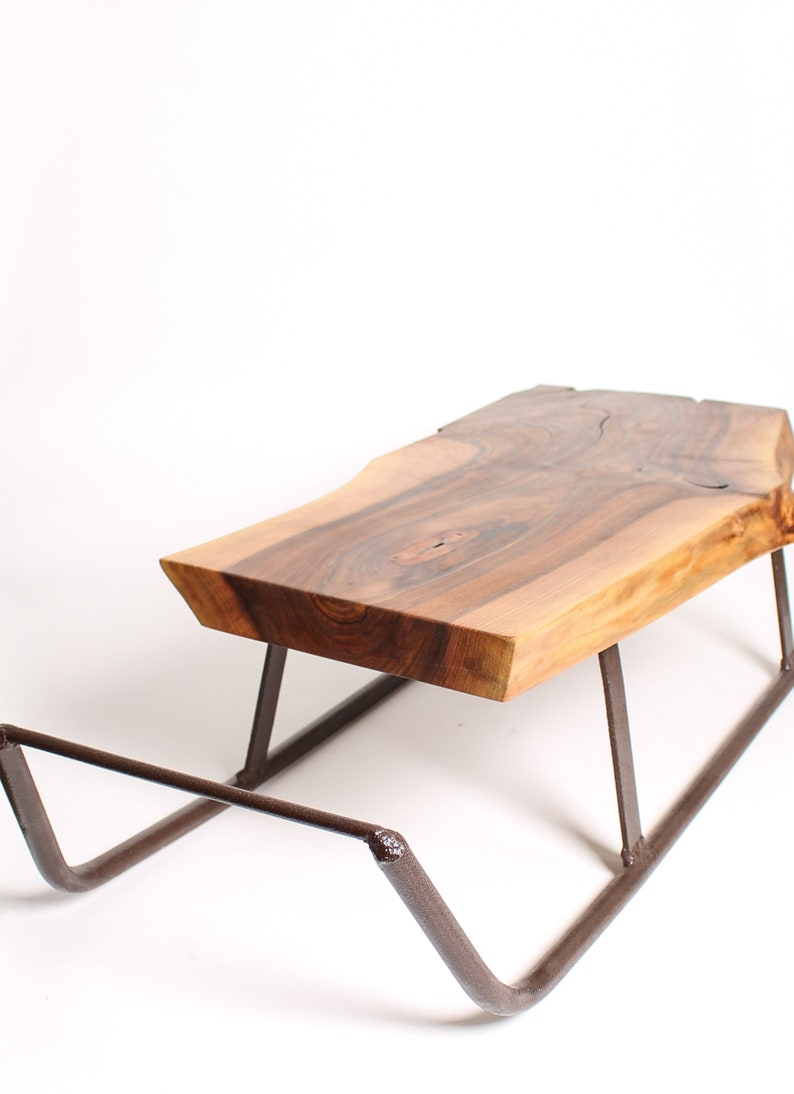 Sled Coffee Table, Walnut