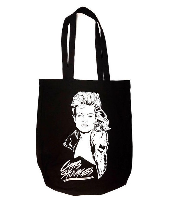 Tote bag chats sauvages
