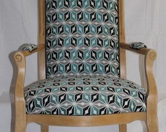 Chair Voltaire repaints