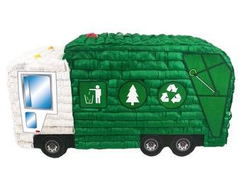 BIG! Garbage Truck Pinata