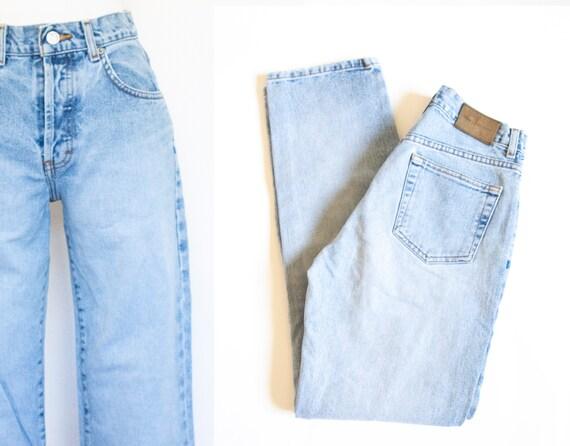 Vintage 90s Calvin Klein Jeans High Waist Mom Jean