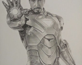 draw pencils  portrait