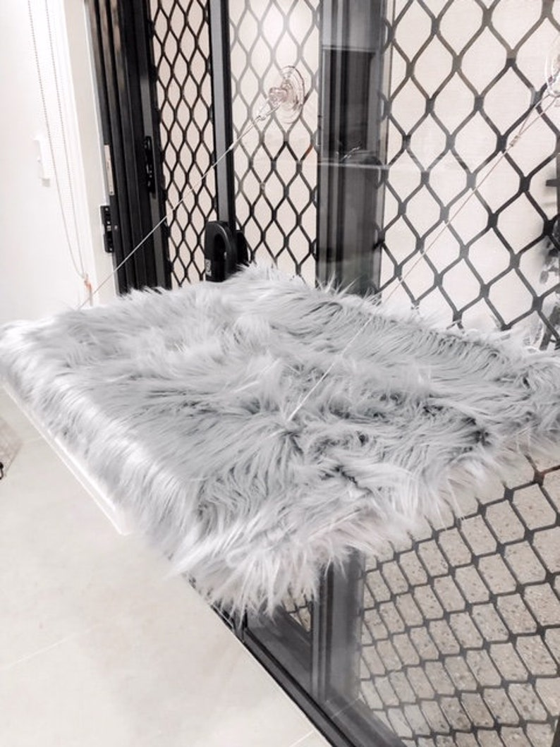 Fine Cat Bed Window Seat Smokey Limited Edition Pastel Furs Dailytribune Chair Design For Home Dailytribuneorg