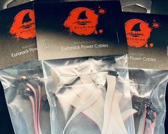 10/16pin - Eurorack Power Cables (3 per pack)