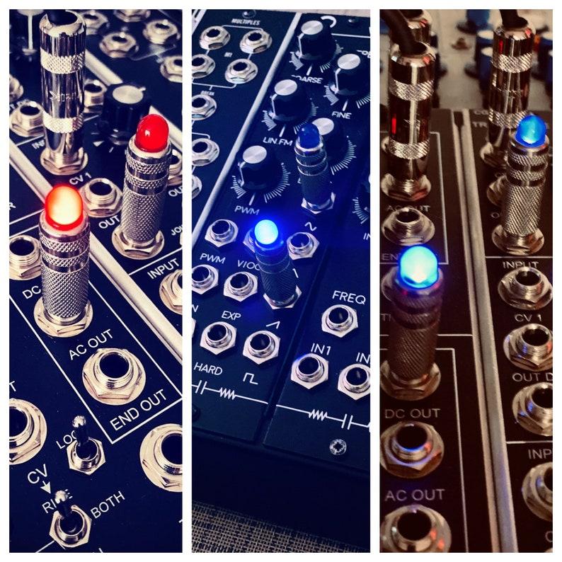 5U/MU/MOTM Modular LED Plug image 0
