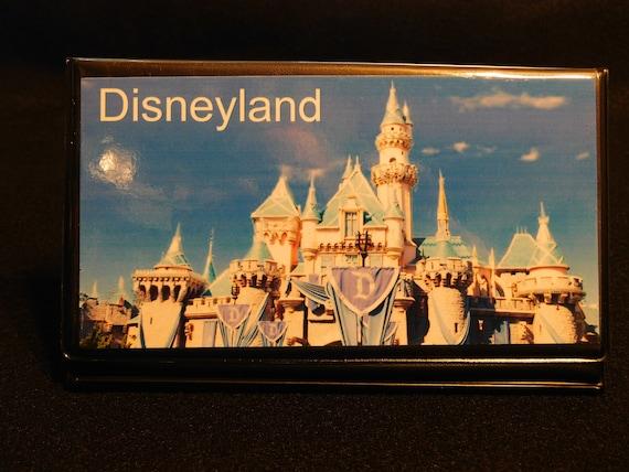 Elongated Pressed Penny Souvenir Album Book // 5 Walt Disney World