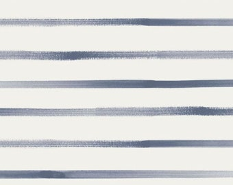 NOW IN STOCK!! Stripes Tempest - Jersey Knit Fabric - Family Fabrics Design