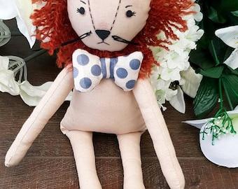 Lion doll/ stuffed animal