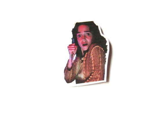 i am she suspiria sticker