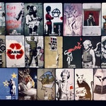 THE TAROT BANKSY, a street art Tarot deck
