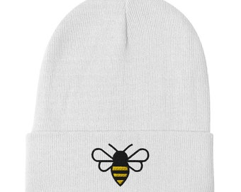 BHIVE Embroidered Beanie