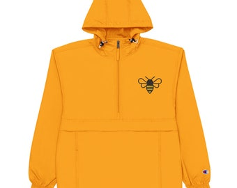BHIVE Embroidered Champion Packable Jacket