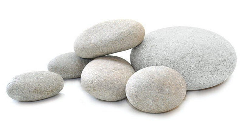 Anniversary Gifts Personalized Natural Garden Stone Paper Weight You Rock Custom Engraved River Rocks Wedding Party Favors Birthday