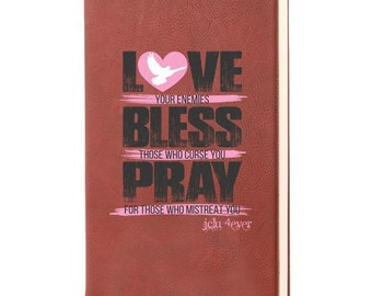 Journal - Love Bless Pray