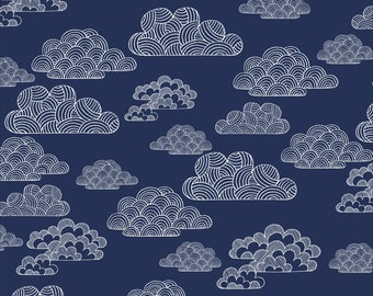 Organic Fitted Sheet Full Circle Cloud 9 Eloise Renouf Round Spot Baby Girl Boy Eco Shape of Spring Blue Jay Cot /& Bassinet
