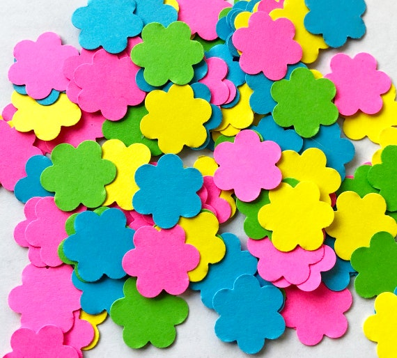 Birthday party Baby Shower Wedding confetti 200 Minnie Mickey Mouse Inspired confetti Pastel Colors