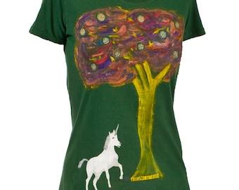 Unicorn Tree T-shirt