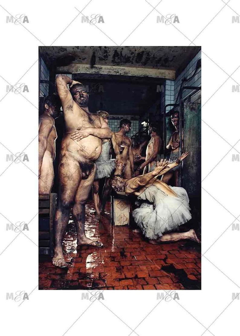 Naked mathew lawrence
